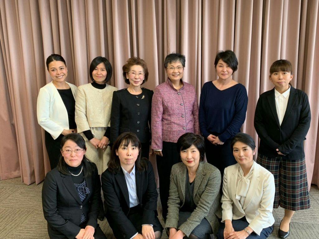女性のための「ステップアッププログラム」第一期生